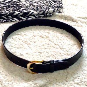 Vtg.👜Eddie Bauer Leather Belt